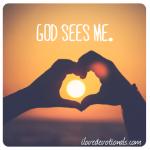 god-sees-me